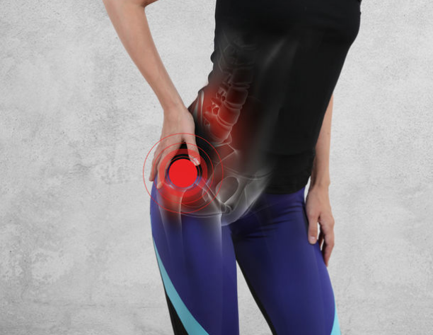 Is hip pain getting you down?