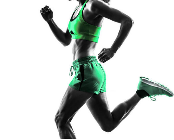 Myth III – Leaning Forwards Running Uphill