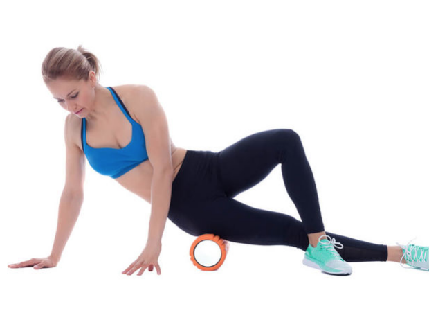 Foam Rolling – The name is mis-leading.